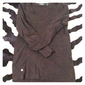 Dark grey Lauren Ralph Lauren sweater